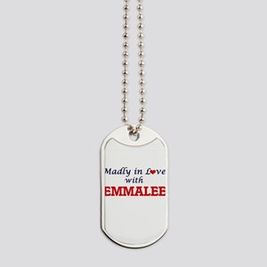 Madly in Love with Emmalee Dog Tags