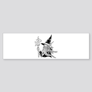 Wizard 5 Bumper Sticker