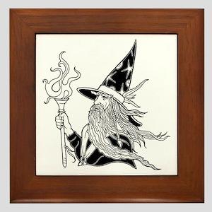 Wizard 5 Framed Tile