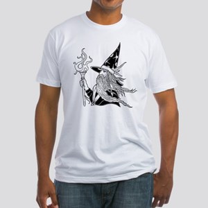 Wizard 5 Fitted T-Shirt