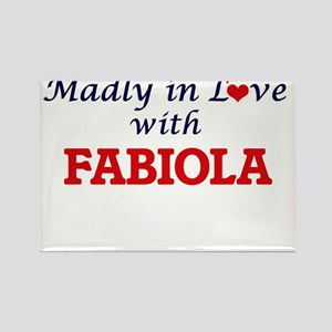 Madly in Love with Fabiola Magnets