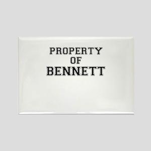 Property of BENNETT Magnets