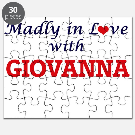Madly in Love with Giovanna Puzzle