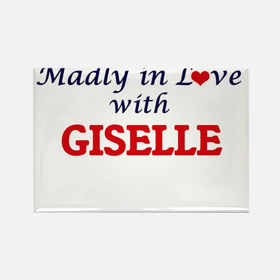 Madly in Love with Giselle Magnets