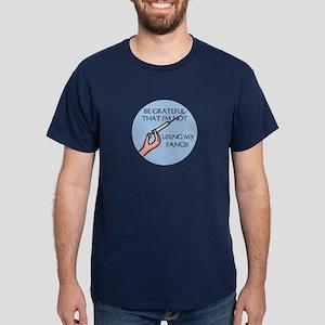 Nurses with Fangs Dark T-Shirt
