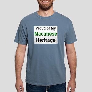 macanese heritage Mens Comfort Colors Shirt