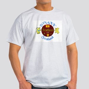 Dynamic Scotland. Light T-Shirt