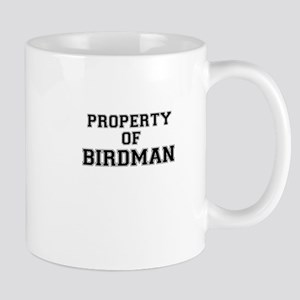 Property of BIRDMAN Mugs