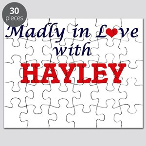 Madly in Love with Hayley Puzzle