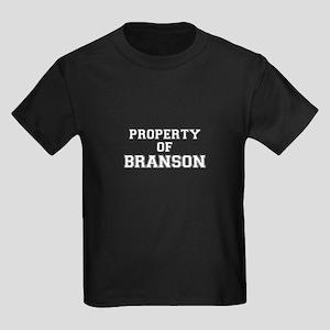 Property of BRANSON T-Shirt