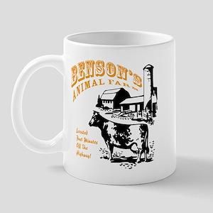 Benson's Animal Farm Mug
