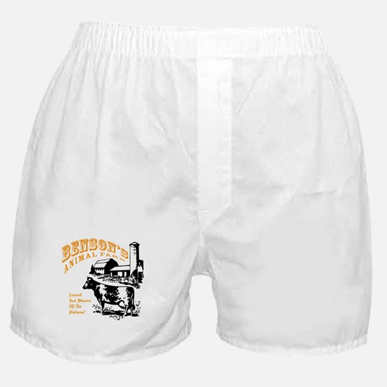 Benson's Animal Farm Boxer Shorts