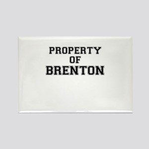 Property of BRENTON Magnets