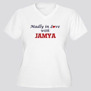 Madly in Love with Jamya Plus Size T-Shirt