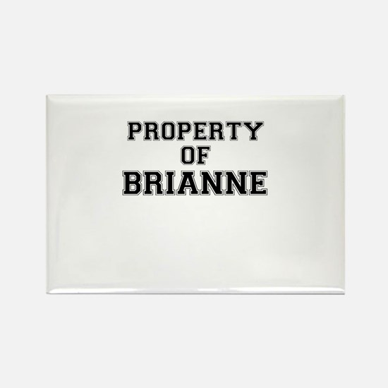 Property of BRIANNE Magnets