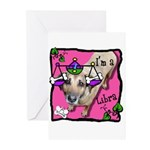 I'm a Libra Greeting Cards (Pk of 10)