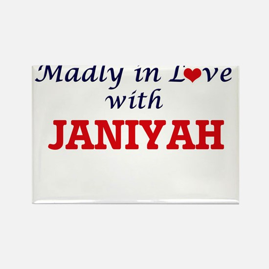 Madly in Love with Janiyah Magnets