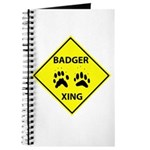 Badger Crossing Journal