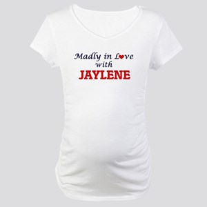 Madly in Love with Jaylene Maternity T-Shirt