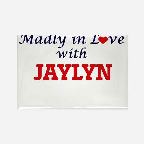 Madly in Love with Jaylyn Magnets
