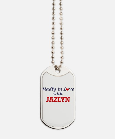 Madly in Love with Jazlyn Dog Tags