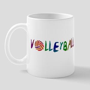 Volleyball 2 Mug