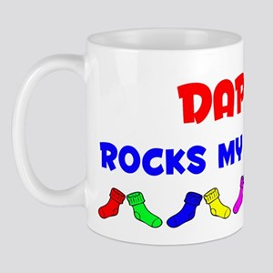 Daphne Rocks Socks (A) Mug