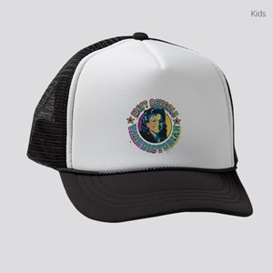 90210 Valedictorian Kids Trucker hat