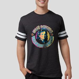 90210 Valedictorian Mens Football Shirt
