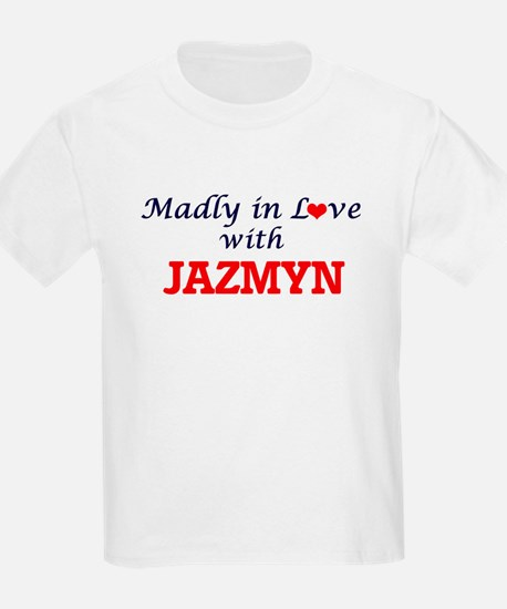 Madly in Love with Jazmyn T-Shirt