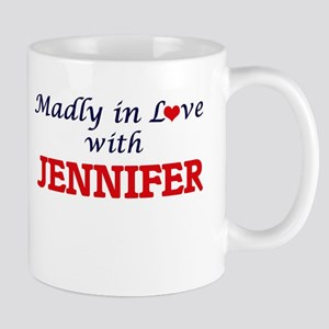 Madly in Love with Jennifer Mugs