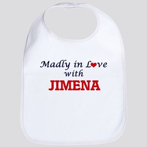 Madly in Love with Jimena Bib