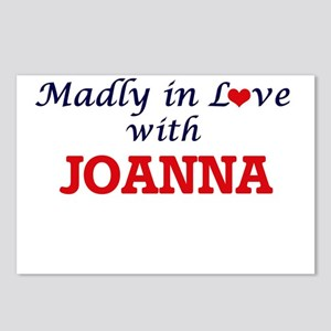 Madly in Love with Joanna Postcards (Package of 8)