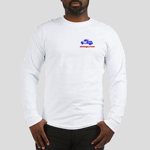 Ahooga Shirt Long Sleeve T-Shirt