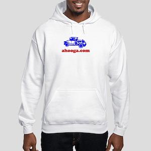 Ahooga Shirt Hooded Sweatshirt