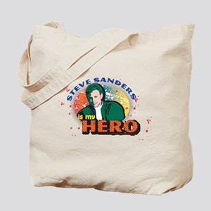 90210 Steve Sanders is my Hero Tote Bag