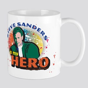 90210 Steve Sanders is my Hero 11 oz Ceramic Mug