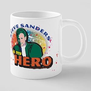 90210 Steve Sanders is my H 20 oz Ceramic Mega Mug