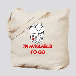 To-Go Tote Bag