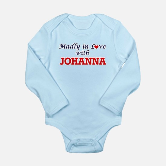 Madly in Love with Johanna Body Suit