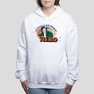 90210 Steve Sanders is m Women's Hooded Sweatshirt