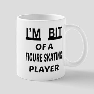 I'm bit of a Figure Skating player Mug