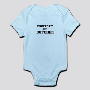 Property of BUTCHER Body Suit