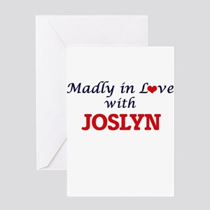 Madly in Love with Joslyn Greeting Cards