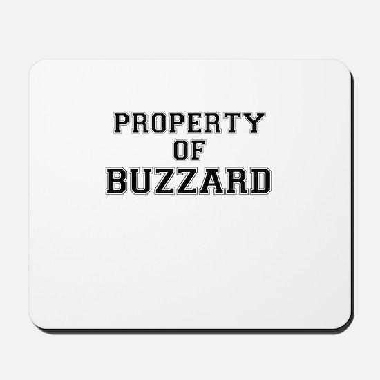 Property of BUZZARD Mousepad