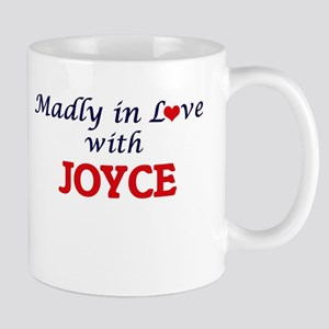 Madly in Love with Joyce Mugs