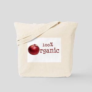 Organic Onions Tote Bag