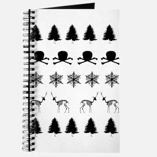 Winter Pattern Journal