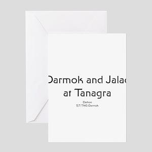 Darmok... Greeting Card