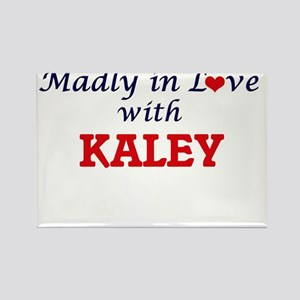 Madly in Love with Kaley Magnets